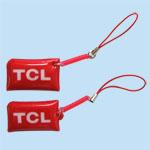 廣告促銷禮品 TCL名牌廣告手機擦   1