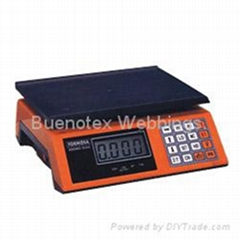 Electronic Weight Scales.