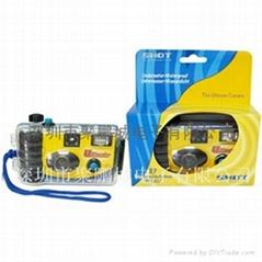 一次性有燈照相機JPC300UF