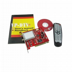 Digital SatelliteTV Tuner Card
