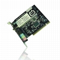 PC TV Tuner Card with FM 1