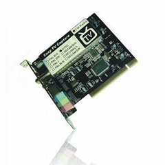 PC TV Tuner Card with FM