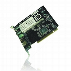 PC TV Tuner Capture Card with FM