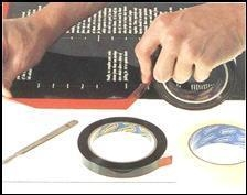GRAPHICS INDUSTRY / PHOTOFINISHING TAPES