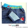 卡通Angry Birds儿童牛仔裤  3
