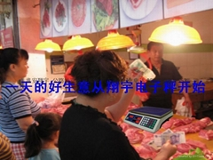3~30KGACS电子秤 计价秤 淮安宿迁苏州连云港电子秤