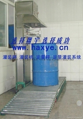灌裝秤 灌裝機 定量秤 定量灌裝系統 淮安灌裝秤