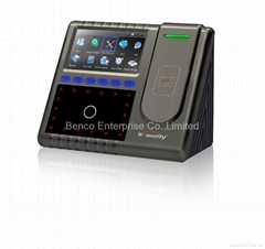 Face time attendance with simple access control BSFace601