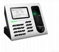 Desktop Fingerprint Time Attendance BS301 1