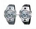女士冷光運動手錶 5