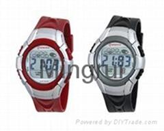 Digital wrist & sport watch