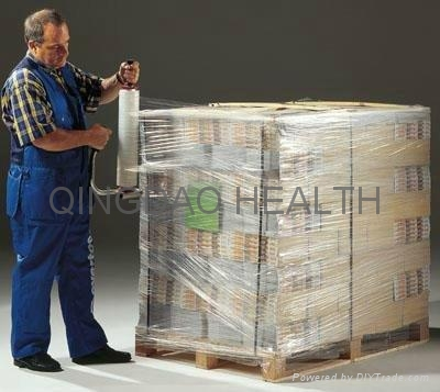 Lldpe Stretch Films For Packing Pallets Oem Service