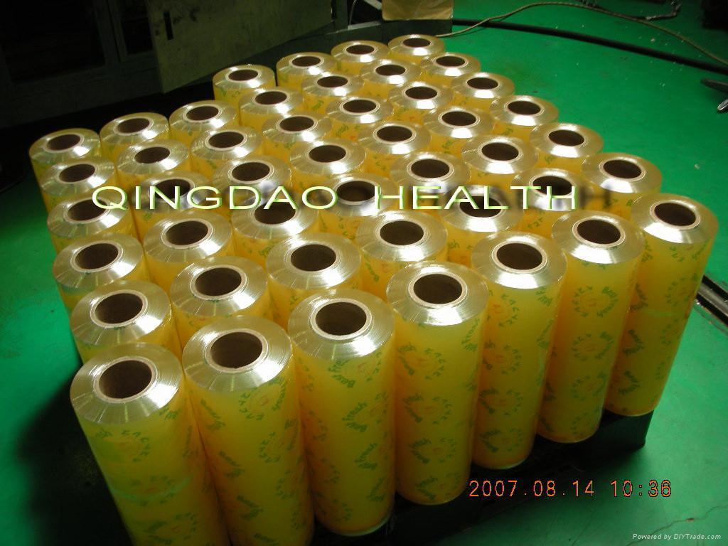 PVC cling film for food wrapping  1