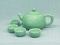 Porcelain Tea set and Coffee set OEM
