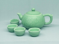 Porcelain Tea set and Coffee set OEM service