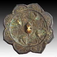 Antique collectable bronze craft