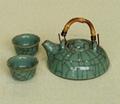 Celadon porcelain tea set 2