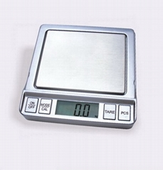 Electronic Pocket/Jewelry Scale PT-10