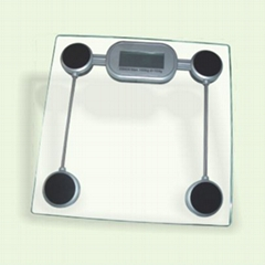 Electronic Bathroom/Healthy Scale HY-8