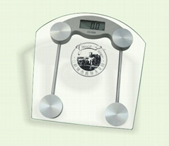 Electronic Bathroom/Healthy Scale HY-15