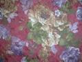 提花印花布 4