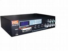 背景音乐扩声系统  Background music amp