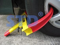 anti theft wheel lock .wheel immobilizer