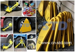 STD®出口英国三角车轮锁