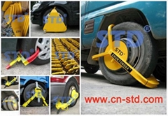 Chinese tire lock, Wheel Clamp