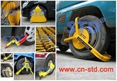 Chinese tire lock, Wheel Clamp