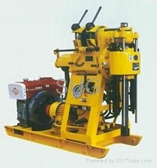 CSS01 Spindle Type Core Drilling Rig