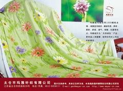 江南水乡毯