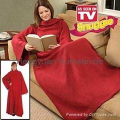 Snuggie blanket