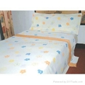 fleece bedding set