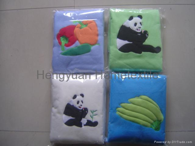 blanket with Toy 2