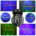 Outdoor RGB laser stage ball light illumination led for discotheques