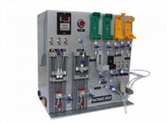 Minifull refilling machine