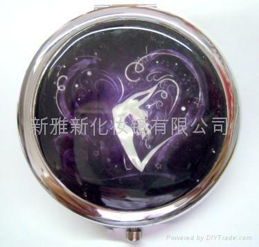 化妆镜礼品广告赠品工艺饰品 1