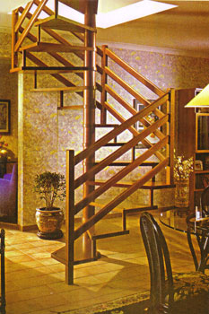 木楼梯 (中国 生产商) - 泵及真空设备 - 通用机械
