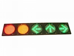 LED traffic control light