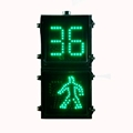 LED pedestrian walking lamp with
