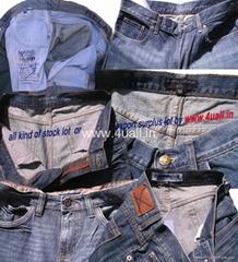 Jeans branded