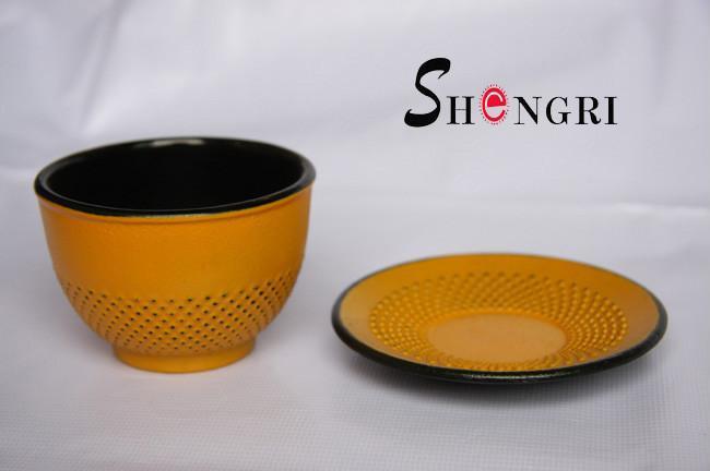 cast iron tea cups 1