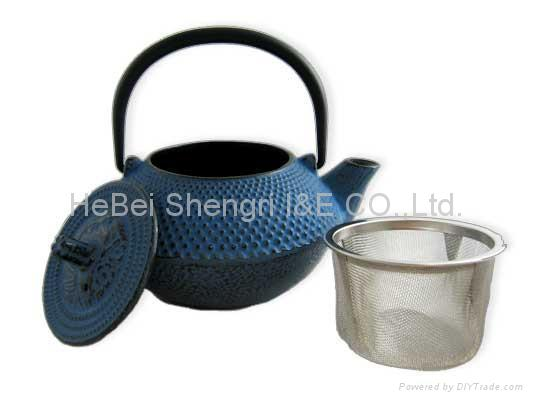 cast iron tea pot 3