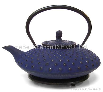 cast iron tea pot 5