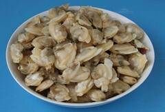 frozen clam meat