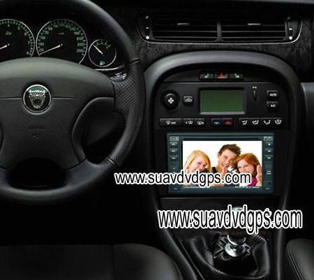 jaguar x type special car dvd player gps navigation bluetooth tv rds ipod car dvd gps factory. Black Bedroom Furniture Sets. Home Design Ideas