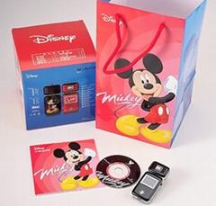 供應Disney Mickey 512MB MP4