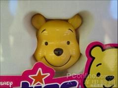 DISNEY 迪士尼Winnie 威尼熊 MP3 512MB