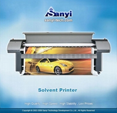 Solvent Printer FY-3208H
